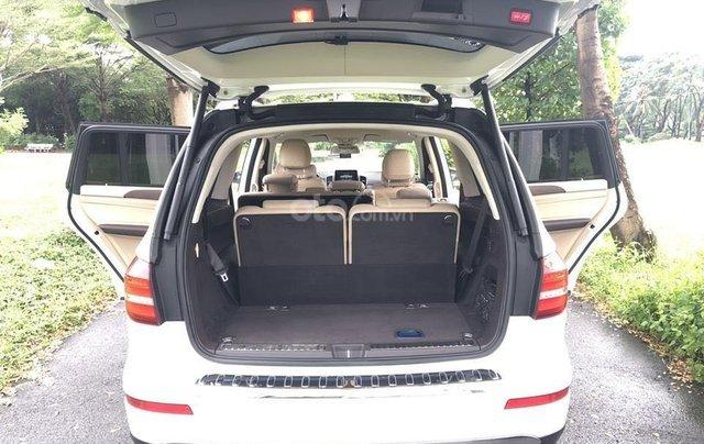 Cần nhượng lại Mercedes GLS400 4MATIC cho ai có nhu cầu, giá siêu đẹp7