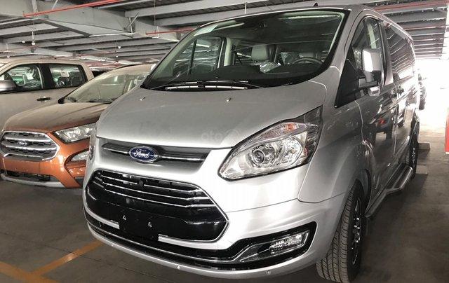 Ford Tourneo mới, đẳng cấp, tiện nghi, rộng rãi - 7 chỗ B21