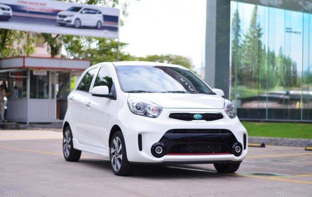 Giảm ngay 10 triệu đồng + quà tặng cho khách mua xe Kia Morning 2019 2