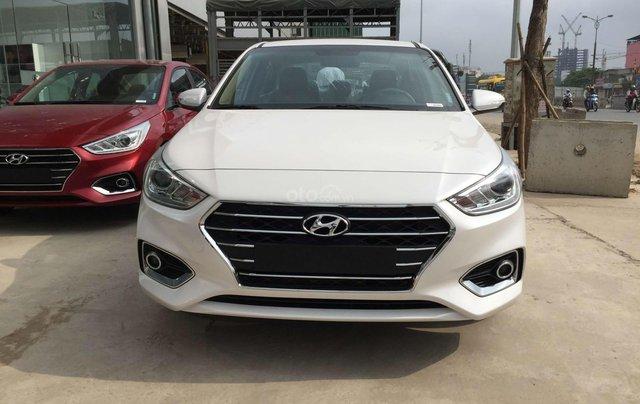 Bán Hyundai Accent đầy đủ phiên bản, mới 100%, tặng phụ kiện có giá trị, có xe sẵn, giao ngay1