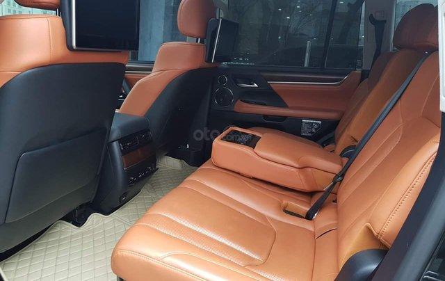 Bán ô tô Lexus LX 570s Super Sport Sx 2018 đăng kí 2019, màu đen tên công ty XHĐ cao. LH: 0905098888 - 0982.84.28386