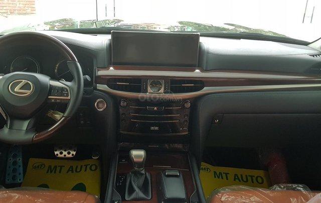 Bán ô tô Lexus LX 570s Super Sport Sx 2018 đăng kí 2019, màu đen tên công ty XHĐ cao. LH: 0905098888 - 0982.84.28388