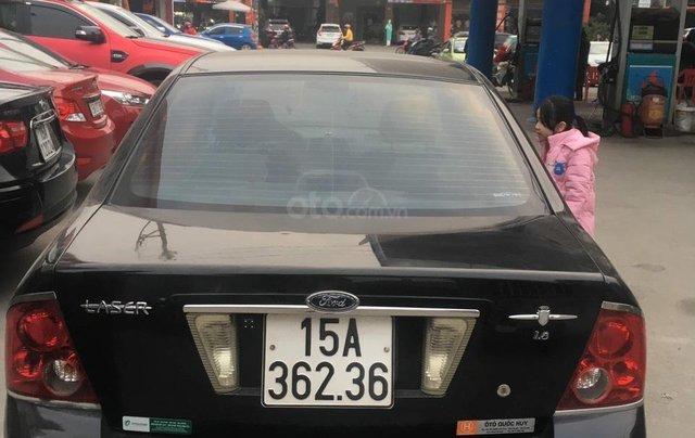 Bán Ford 1.8 năm 2004, màu đen, xe nhập, giá tốt2