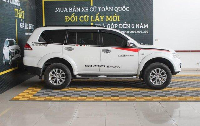 Mitsubishi Pajero Sport 2.5MT 2017, trả góp 70%, có kiểm định chất lượng4