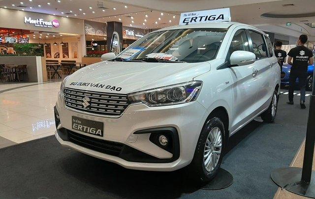 Suzuki Ertiga 2019 - xe 7 chỗ nhập khẩu, giá rẻ nhất, xe giao ngay, 0985 547 8294