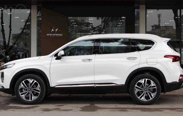 Hyundai Santa Fe 2019 khuyến mãi lớn lên đến 40 triệu đồng