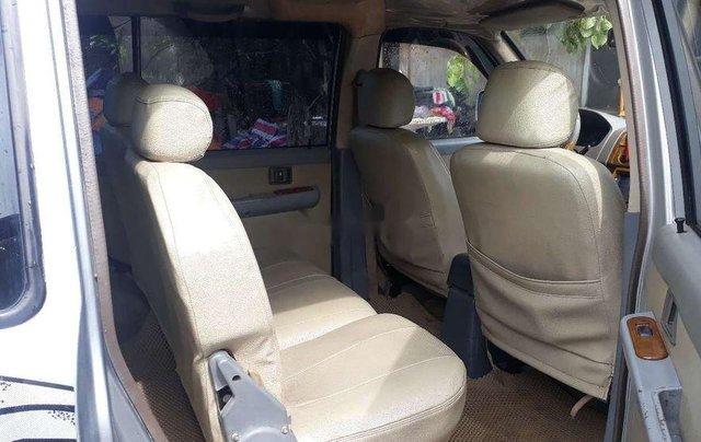 Cần bán gấp Mitsubishi Jolie đời 2004, màu bạc chính chủ, 119tr4