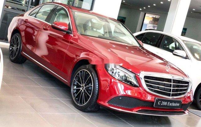 Bán Mercedes C200 đời 2019, tặng thuế trước bạ và bảo hiểm2