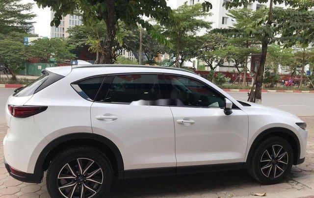 Bán xe Mazda CX 5 sản xuất 2018, màu trắng2