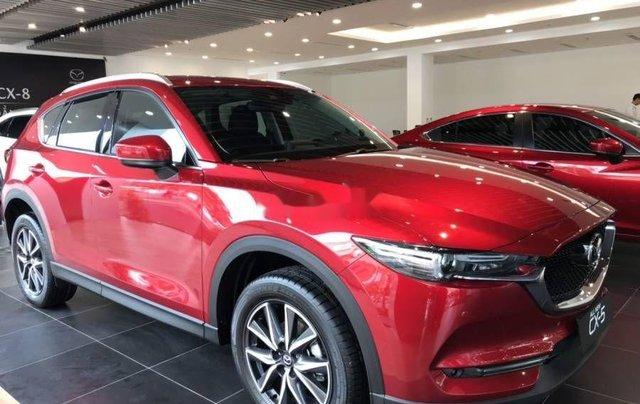 Bán Mazda CX 5 sản xuất năm 2019, màu đỏ2