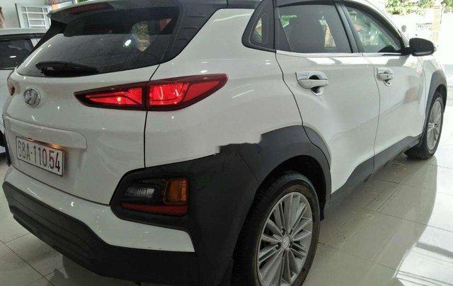 Cần bán lại xe Hyundai Kona đời 2018, màu trắng, nhập khẩu còn mới giá cạnh tranh4