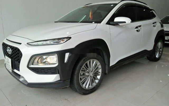 Cần bán lại xe Hyundai Kona đời 2018, màu trắng, nhập khẩu còn mới giá cạnh tranh2