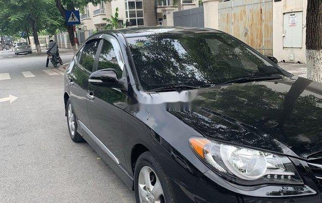 Cần bán gấp Hyundai Avante năm sản xuất 2012, màu đen còn mới1