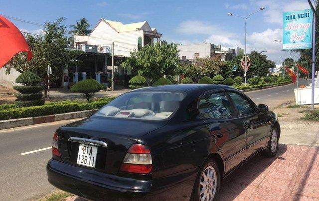 Bán xe Daewoo Leganza sản xuất 2000, màu đen, nhập khẩu2
