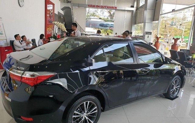 Bán xe Toyota Corolla Altis đời 2019, màu đen, mới 100%3