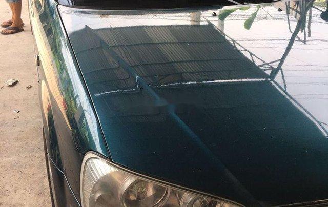 Cần bán lại xe Ford Laser năm sản xuất 2005, màu xanh lục còn mới0