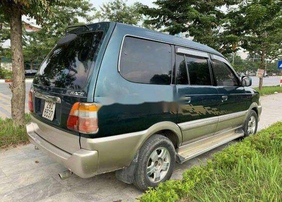 Cần bán Toyota Zace đời 2004, màu xanh lục còn mới, giá tốt3