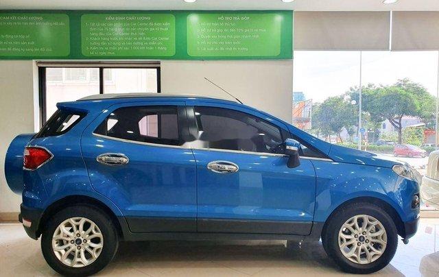 Cần bán Ford EcoSport năm 2016, màu xanh lam còn mới2