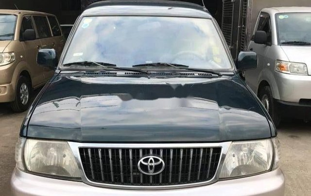 Bán Toyota Zace năm 2004, màu xanh lục còn mới, giá chỉ 205 triệu4