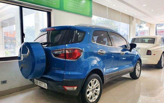 Cần bán Ford EcoSport năm 2016, màu xanh lam còn mới3