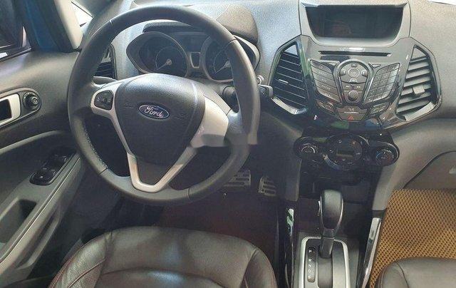 Cần bán Ford EcoSport năm 2016, màu xanh lam còn mới6