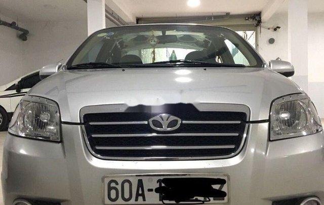 Bán Daewoo Gentra năm 2010, màu bạc còn mới1