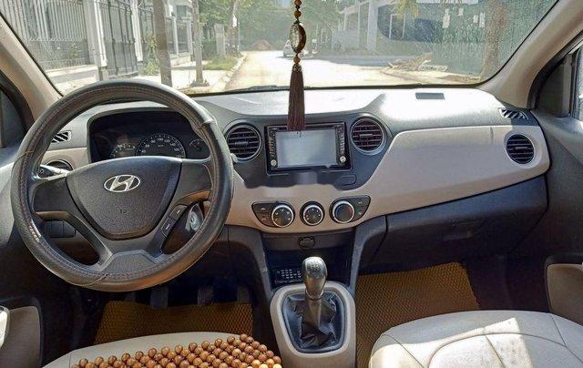 Bán Hyundai Grand i10 sản xuất năm 2016, nhập khẩu5