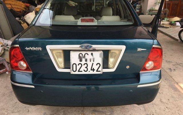 Cần bán lại xe Ford Laser năm sản xuất 2005, màu xanh lục còn mới5