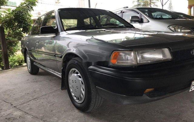 Bán Toyota Camry năm sản xuất 1992, màu xám 5