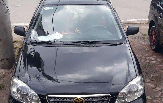 Cần bán xe Toyota Corolla Altis đời 20030