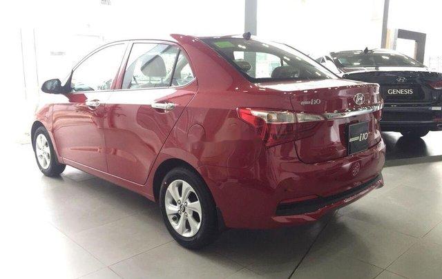 Bán Hyundai Grand i10 sản xuất 2019, màu đỏ, ưu đãi hấp dẫn6