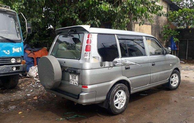 Cần bán gấp Mitsubishi Jolie đời 2004, màu bạc chính chủ, 119tr2