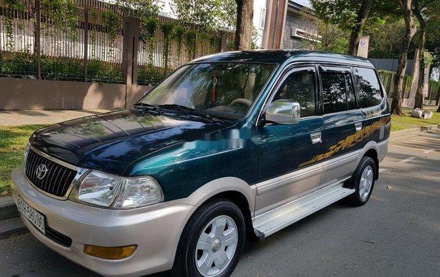 Bán Toyota Zace đời 2004, màu xanh lục còn mới3