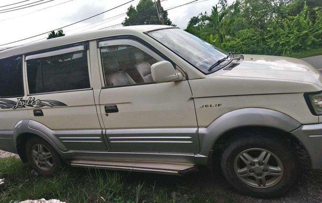 Bán Mitsubishi Jolie đời 2003, nhập khẩu nguyên chiếc giá cạnh tranh4