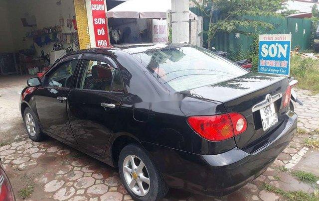 Cần bán xe Toyota Corolla Altis đời 20032
