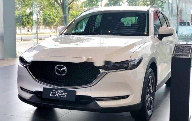 Cần bán xe Mazda CX 5 năm 2018, màu trắng4