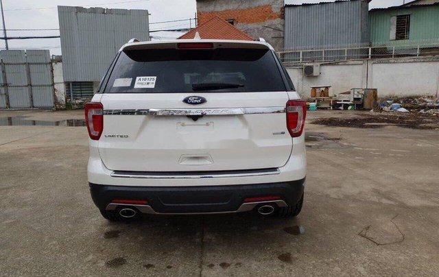 Bán xe Ford Explorer đời 2019, màu trắng, xe nhập4
