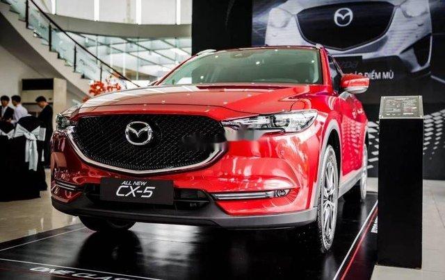 Bán Mazda CX 5 sản xuất năm 2019, màu đỏ5