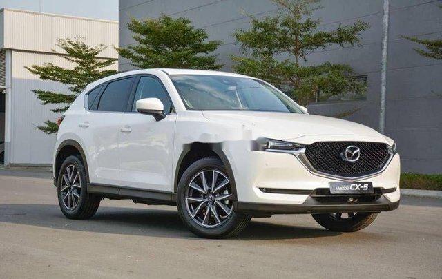Cần bán xe Mazda CX 5 năm 2018, màu trắng2