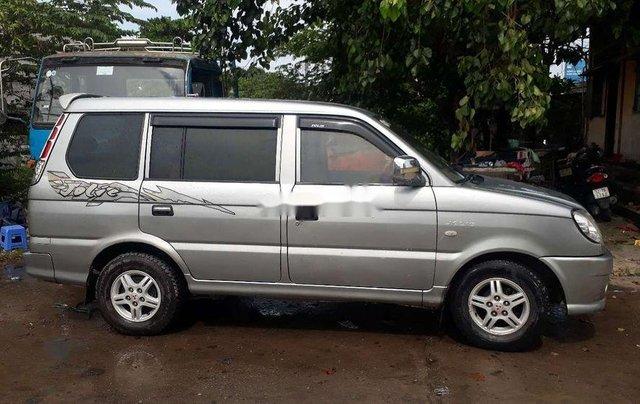 Cần bán gấp Mitsubishi Jolie đời 2004, màu bạc chính chủ, 119tr1