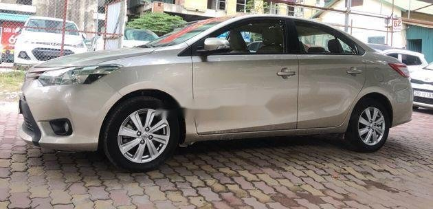 Cần bán Toyota Vios năm 2015, giá tốt1