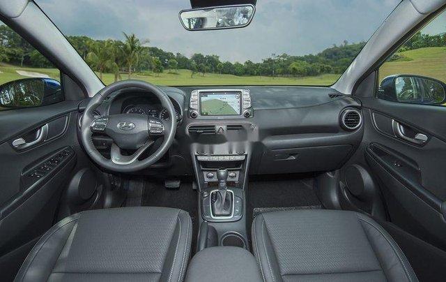 Bán xe Hyundai Kona năm 2019, giao ngay, trả góp, đủ màu2