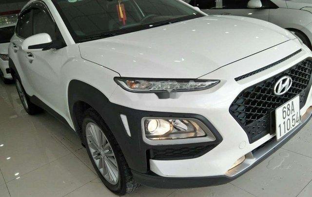 Cần bán lại xe Hyundai Kona đời 2018, màu trắng, nhập khẩu còn mới giá cạnh tranh3