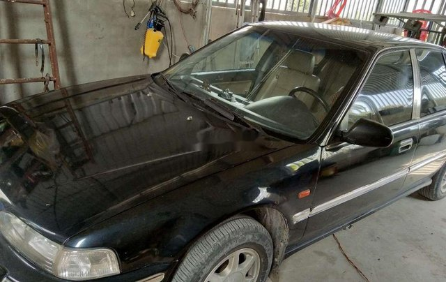 Cần bán xe Honda Accord sản xuất 1994, màu xanh lam, xe nhập4