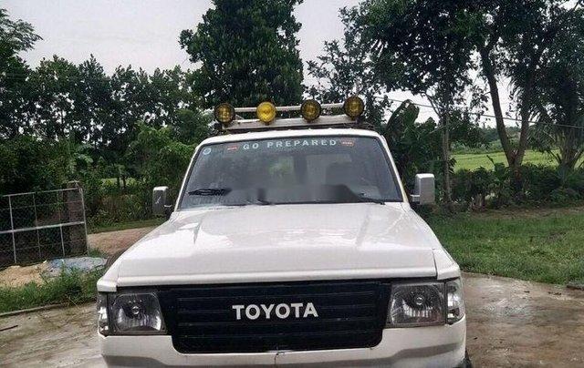 Cần bán xe Toyota Land Cruiser năm 1985, màu trắng6