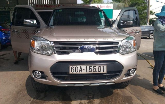 Bán Ford Everest bản Limited AT sản xuất 20140