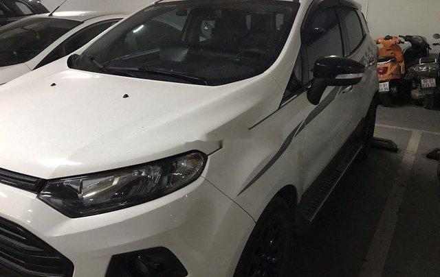 Cần bán gấp Ford EcoSport đời 2016, màu trắng còn mới, giá 520tr2
