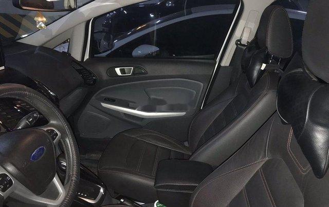 Cần bán gấp Ford EcoSport đời 2016, màu trắng còn mới, giá 520tr8