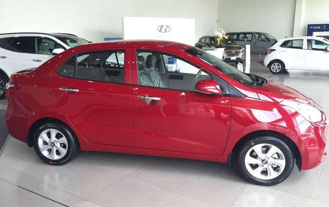 Bán Hyundai Grand i10 đời 2019, màu đỏ giao ngay0