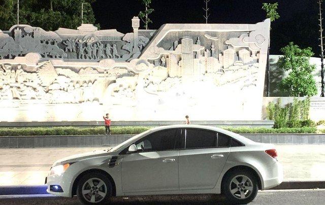 Bán Daewoo Lacetti sản xuất 2009, màu trắng, xe nhập còn mới0